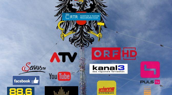 291,  Rundfunkregulierung in Österreich – Was man als Youtuber wissen sollte! (Teil 1)