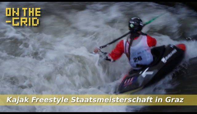 On the Grid 82/3: Kajak Staatsmeisterschaft Finalrunde – Bartozs Czauderna