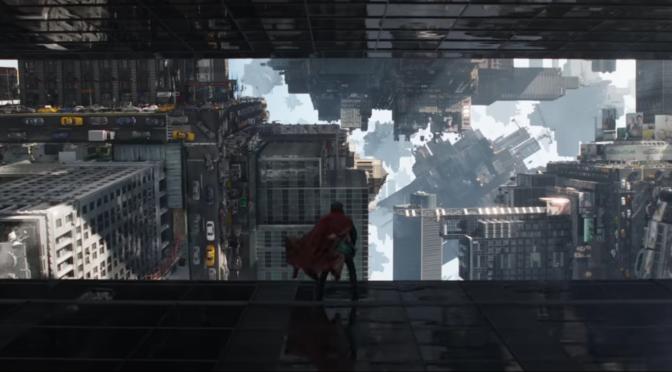 297, Dr. Strange – Ein Film wie eine Nahtoderfahrung!