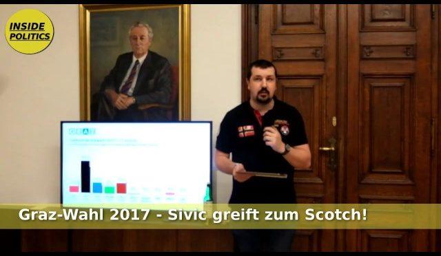 Grazwahl – Jetzt hilft nur noch Scotch!
