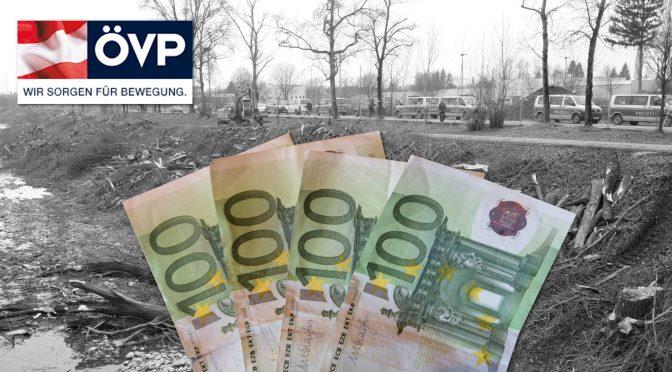 Investor gefunden – ÖVP steigt bei Murkraftwerk ein!