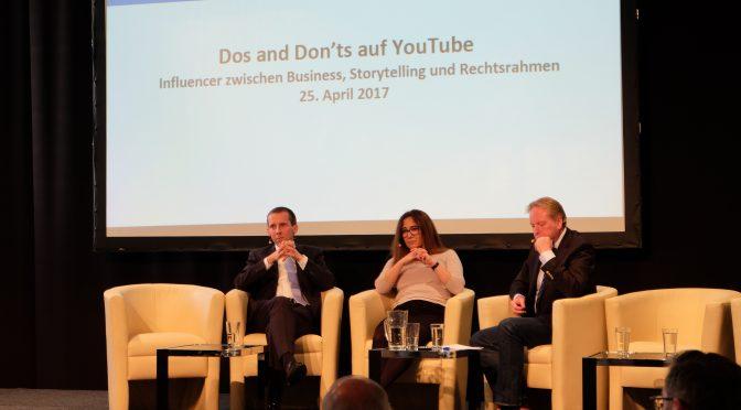 Youtube-Regulierung in Österreich, Frage Dr. Lackner Komm Austria, ON THE GRID EP 105