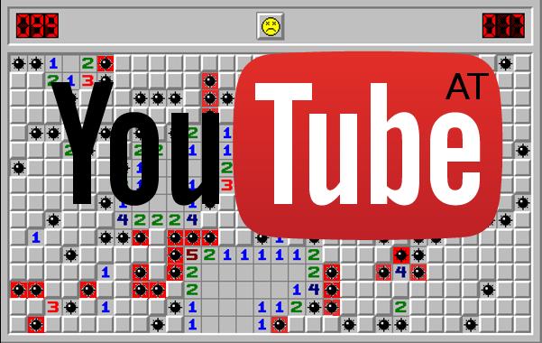 YouTube-Minesweeper