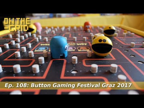 Button Gaming Festival Graz 2017, MMag. Harald Koberg, On The Grid 108/1