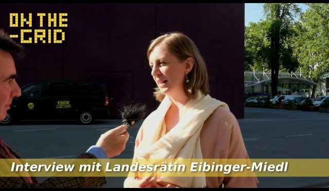 Chef Days 2017 in Graz, MMag. Barbara Eibinger-Miedl (ÖVP), On The Grid Ep. 109 /1