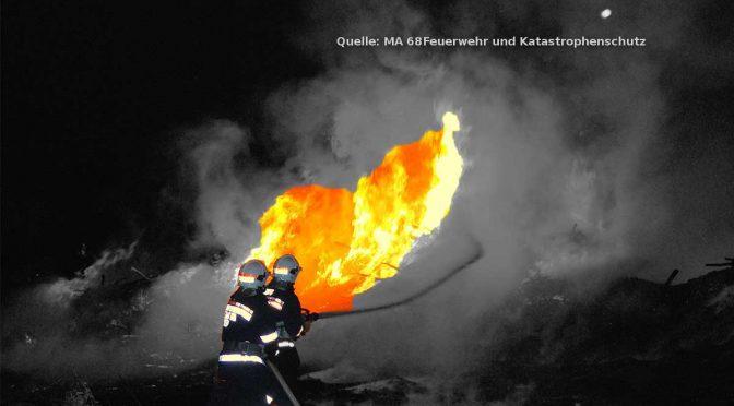 331, Feuerwehr Wien – Lukrative Zweitjobs werden zum Interessenskonflikt!
