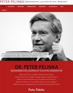 Peter Pelinka-Mediencouch