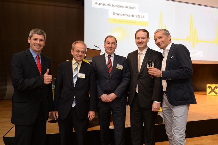 Journalist-Rainer Pariasek-Raiffeisenbank