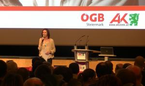 Sigrid Hroch-Arbeiterkammer-Steiermark-ORF