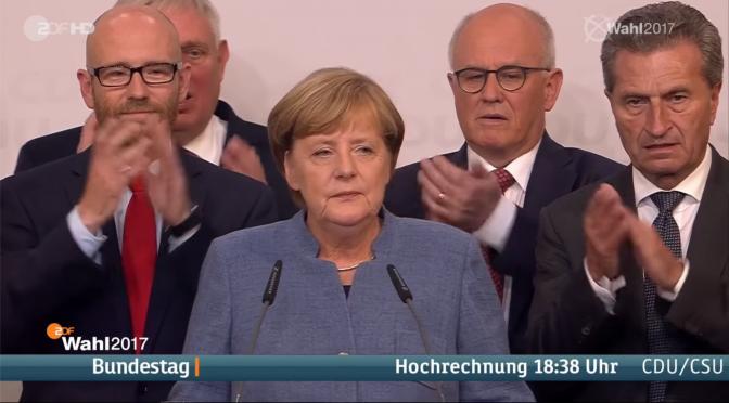 334, Alternativlos – Deutschland nach der Wahl!