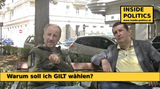 Warum soll ich GILT wählen? Roland Düringer in 30 Sekunden