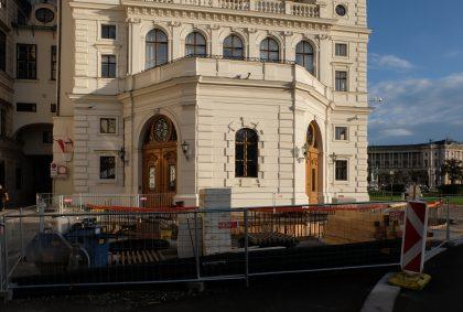 Orakel-Wien-Hofburg-Baustelle