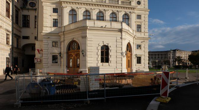 340, Hofburggeflüster – Das Orakel von Wien dreht sich wieder…