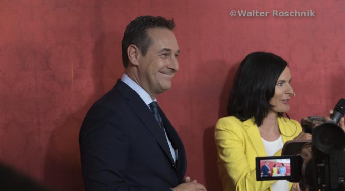 FPÖ-Wien wählt HC Strache erneut zum Parteivorsitzenden