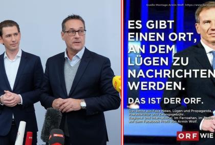 356, Medienfehde – Strache versus Wolf