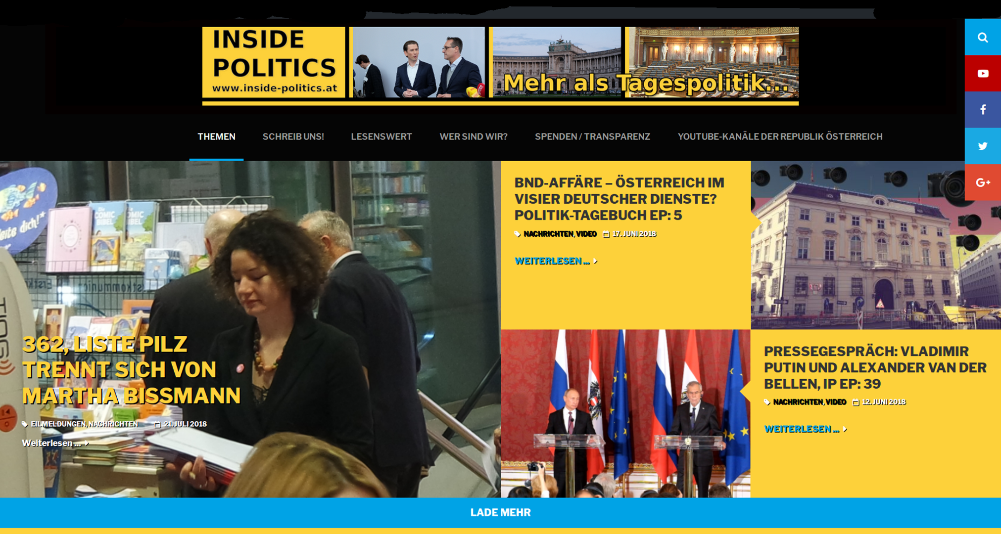 Inside-Politics-Webseite-Blog
