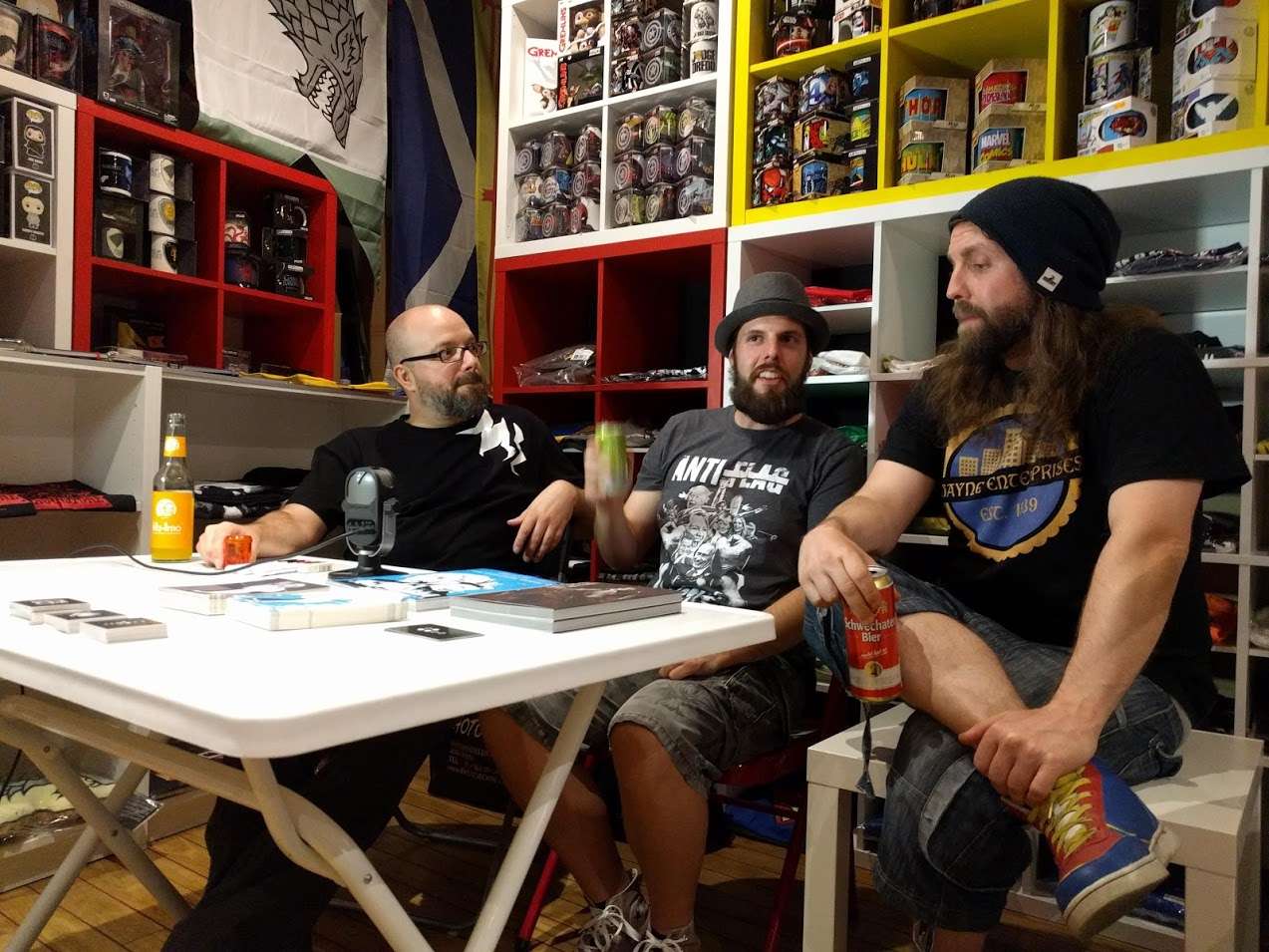 Comic Corps Graz-The Common Good-Interview