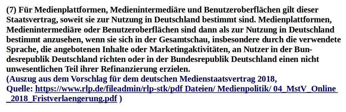 Medienstaatsvertrag-Grundsatz-Zusändigkeit-Deutschland
