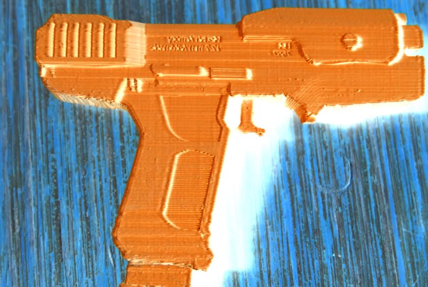 Mythos 3D-Gun, alles Fake? On The Grid Ep: 144