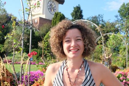 Martha Bißmann-Schlossberg-Uhrturm