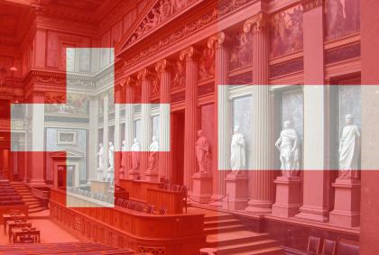 Schweiz-Österreich-Demokratie-Parlament