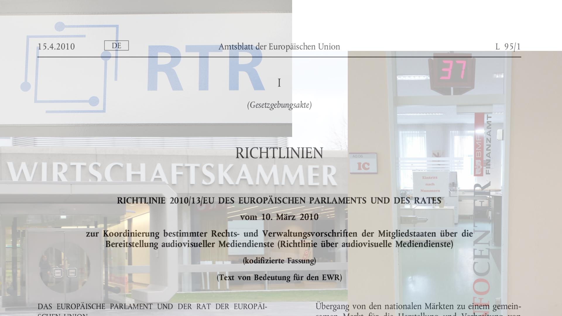 RTR-KommAustria-EU-Richtlinie-Videodienste-YouTube-Wirtschaftskammer