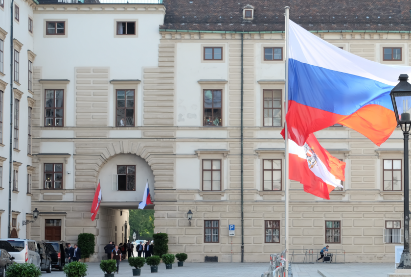 371, Spionage – Österreichischer Offizier soll für Russland spioniert haben