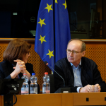 EU-Ask me anything-Othmar Karas-Ingrid Steiner Gashi-Brüssel-EU Wahl