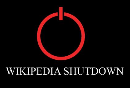 Wikipedia-Offline-Abgeschalten-Shutdown-21.März 2019-Politik-Artikel 13-Blackout