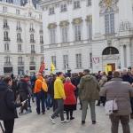 Identitäre-Demo-Protest-Wien