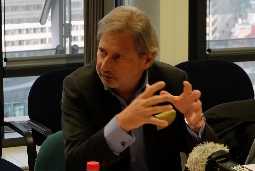 Johannes Hahn könnte EU-Kommissar bleiben