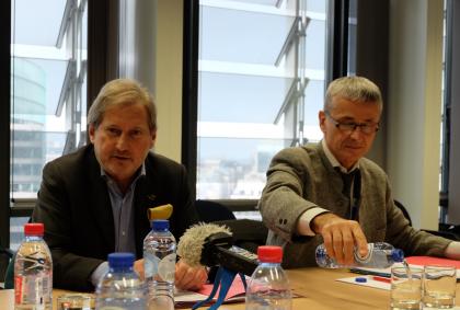 Johannes Hahn als Kandidat für die EU-Kommission bestätigt