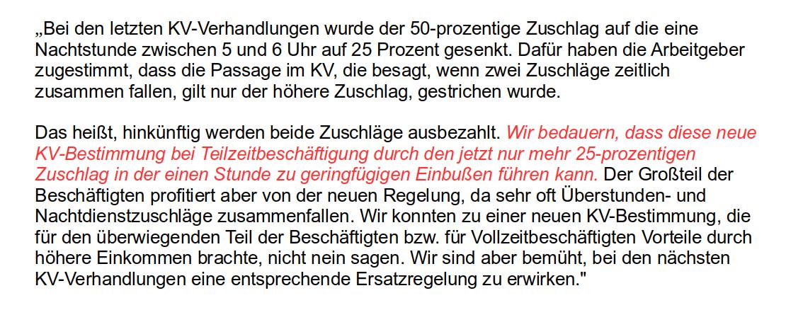 Zulagen-gekürzt-Logistikbranche-Karl Delfs-Gewerkschaft Vida
