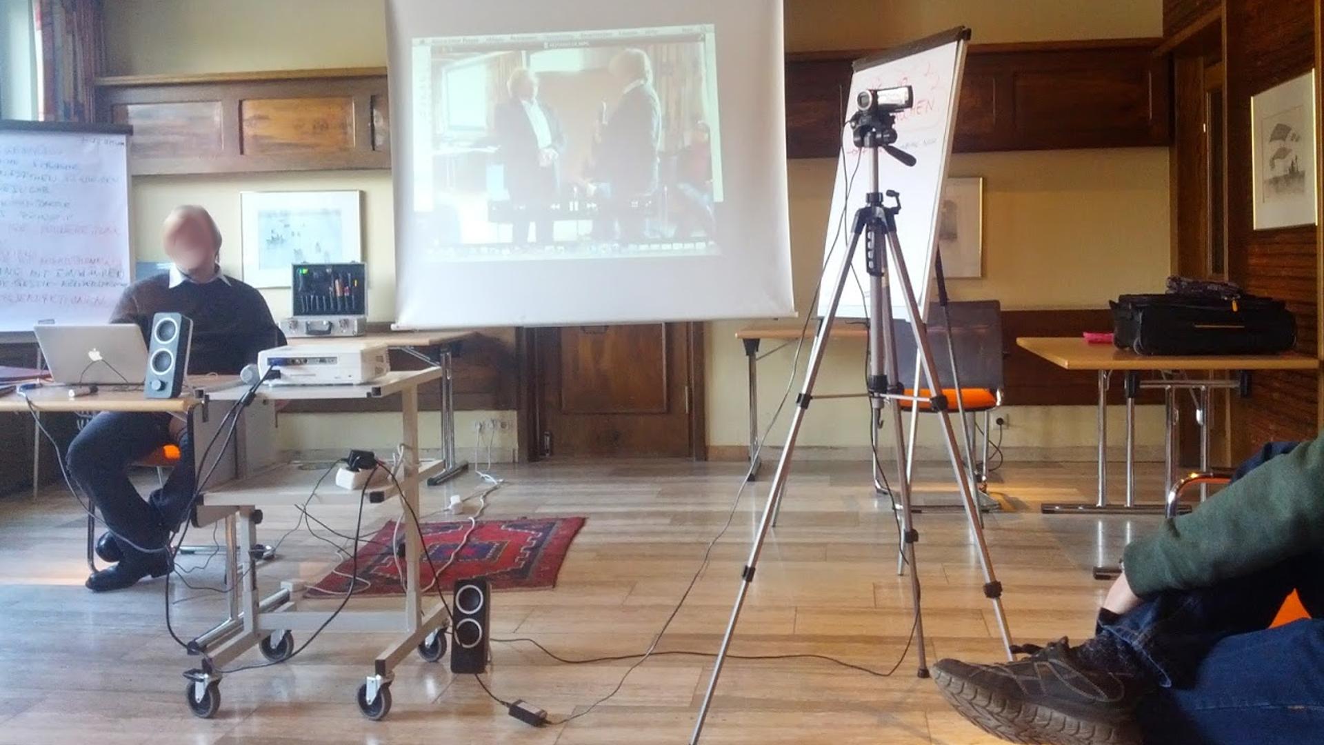 Medientrainig-Journalismus-Seminar