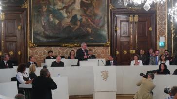 Landtagswahl-2019-Österreich-Steiermark-Graz-Landtag-2015-Hermann Schützenhöfer-Rede-ÖVP