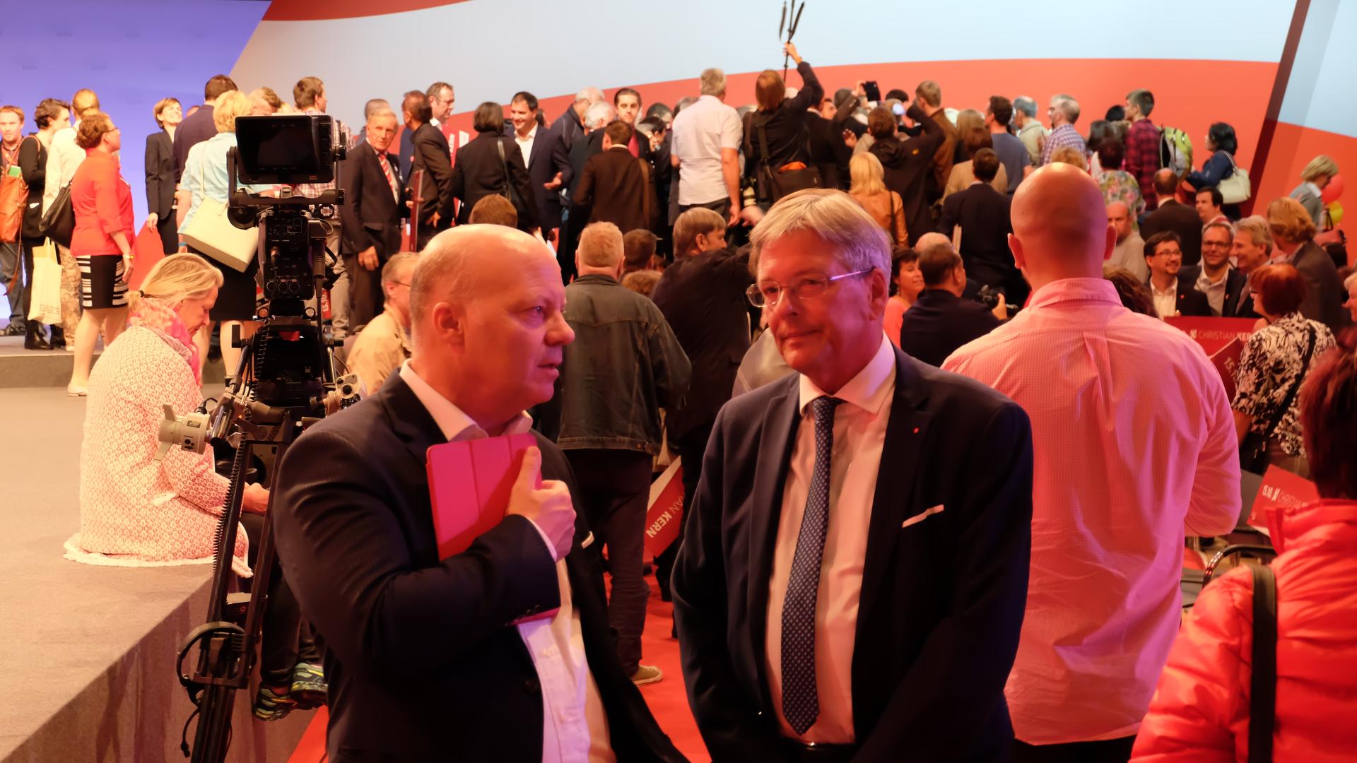 Peter Kaiser-Thomas Langpaul-ORF-SPÖ-Graz-Nationalratswahl-2017