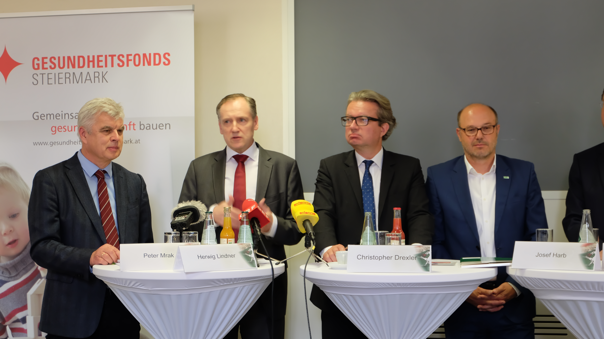 Christopher Drexler-ÖVP-Gesundheitslandesrat-