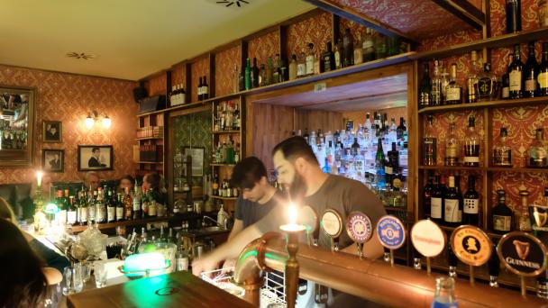 Englische Pubs-Graz-Styria-Austria-Österreich-EU