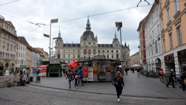 Coronavirus-Rathaus-Graz-Hauptplatz-Maßnahmen-Regierung