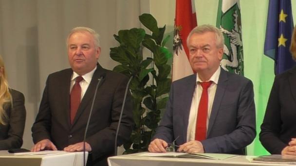 Gemeinderatswahl verschoben-Hermann Schützenhöfer-Anton Lang-Graz-Steiermark-Coronavirus