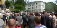 Veranstaltungsverbot-LKH-Graz-100-Jahr-Feier-Voves-Schützenhöfer