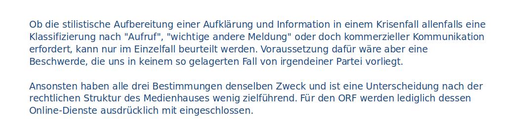 Bundesregierung-Schau auf Mich-Kampagne-RTR-GmbH-Andreas Kunigk-Österreich-Krise-Corona-Covid-19-Medienbehörde