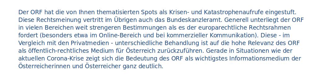 ORF-Corona-Werbespots-Aufrufe-Covid19