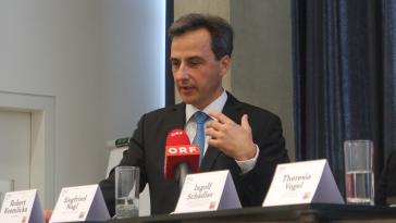 Siegfried Nagl-Bürgermeister-Steirischer Presseclub-Videokonferenz