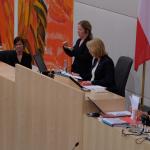Corona-Krise-Doris Bures-Wien-Hofburg-Gesetzgebung-Nationalrat-Parlament