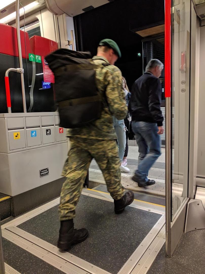 Miliz-Soldaten-Steiermark-Graz-Bundesheer