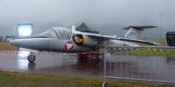 Saab 105-Bundesheer-Trainer-Flugzeug-Jettrainer-Trainingsflugzeug