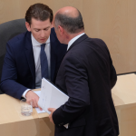 Parlamentarische Anfrage-Corona-Spots-Politik-Sebastian Kurz-Wolfgang Sobotka-ÖVP-Parlament-FPÖ-Geld
