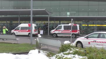 Corona-Test-Österreich-Steiermark-Graz-Flughafen-Rotes Kreuz