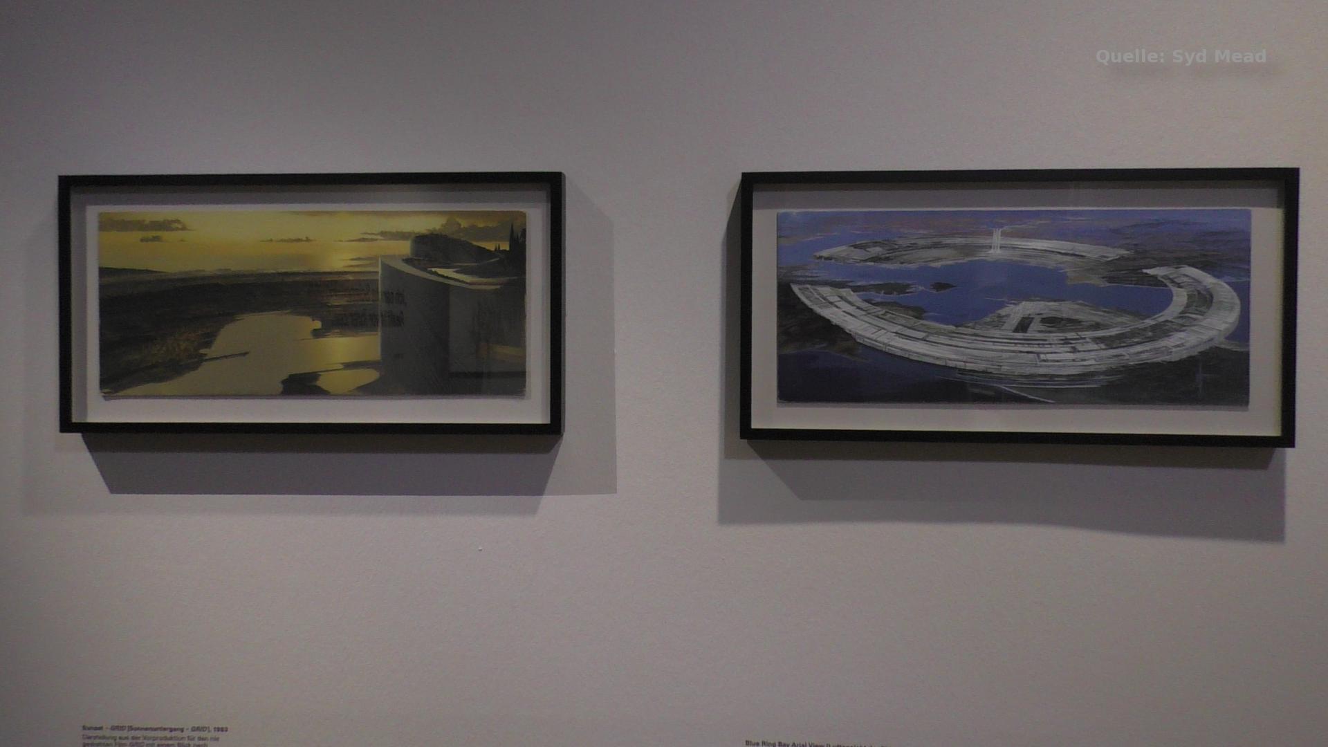 Syd Mead-Ausstellung-Future Cities-Graz-Graz Museum